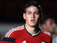 James Rodriguez: third most expensive signing of Real Madrid