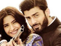 India and Pakistan await Khoobsurat movie of Fawad Khan