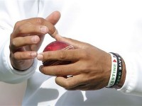 Moeen Ali's Save Gaza wristband and ICC warning