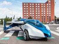 Flying car by Slovakian AeroMobile is a reality now