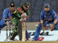 India beats Bangladesh to qualify for Semifinal