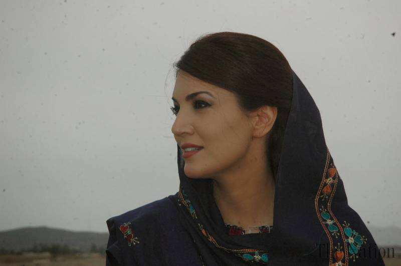Why Reham Khan should not take part in Active Politics