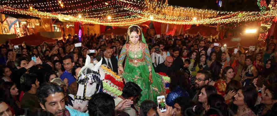 Sharmila Farooqi's Wedding VS 'One Dish Bill' and People of Thar