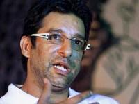 Former Cricketer Wasim Akram Escapes a Firing Attack