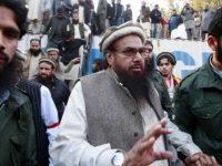 File photo of Hafiz Saeed, the chief of Jamaat-ud-Dawa.