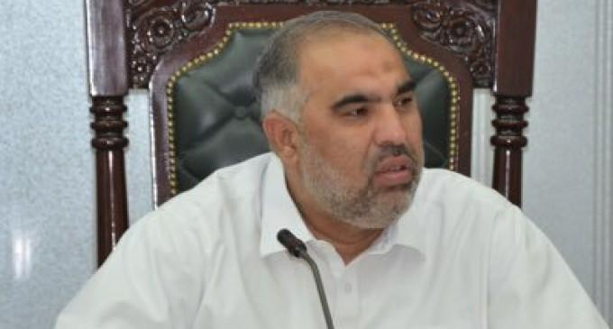 File photo of KP Speaker Asad Qaiser.