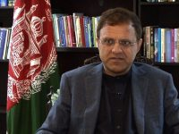 File photo of Afghanistan ambassador to Pakistan, Dr. Omar Zakhilwal.
