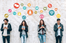 Millennials' Obsession with Social Media