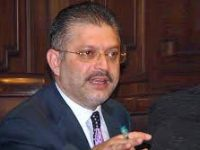 Sharjeel Memon Gets Two Week Protective Bail on Two Million Bond