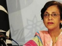 File photo of Tehmina Janjua, the newly appointed foreign secretary of Pakistan.