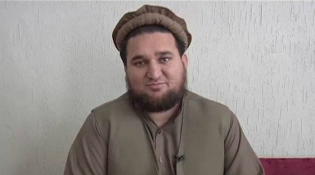 Ex Spokesman of Taliban and Jamaat-ul-Ahrar Ehsanullah Ehsan.
