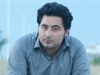 File photo of Mashal Khan.
