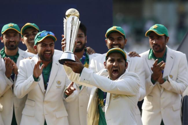 Making History: Pakistan Beats India by 180 Runs to Win Champions Trophy 2017