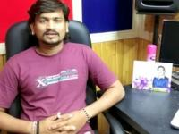 Ajay Kshirsagar, the singer originally credited for composing the viral Sonu Song. (YOUTUBE Picture)