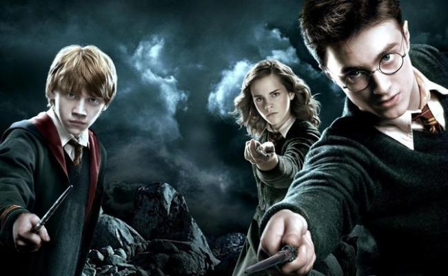 Down the memory lane with Harry Potter
