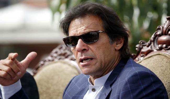 Corruption not accountability damaging development: Imran Khan