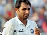 Mohammed Shami © Press Trust of India.