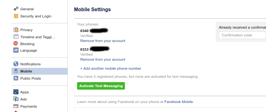 how to open someones facebook account without password