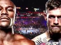 Floyd Mayweather (left) will face off Conor McGregor in Las Vegas on Saturday, August 26 this month.