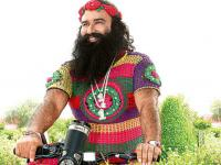 File photo of Gurmeet Ram Rahim SIngh
