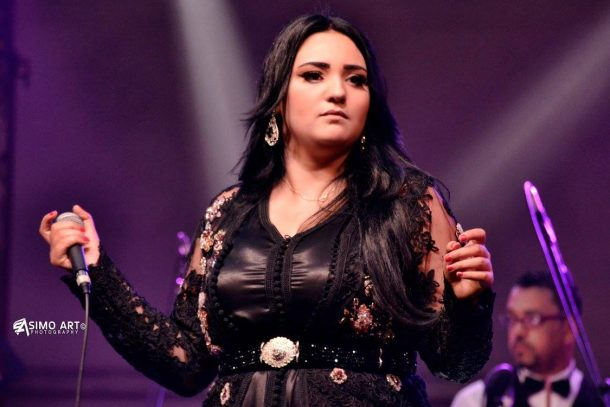 Moroccan female singer glorifies domestic violence through her song