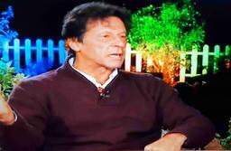 Imran Khan says won't say anything derogatory against Ayesha Gulalai