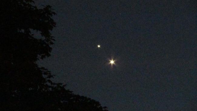 Venus and Jupiter to cross paths this Monday