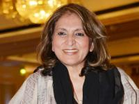 File photo of Ms Fauzia Kasuri.