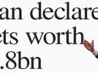 Dawn newspaper promoting fake news? Misquotes Imran khan assets as 3.8 bn