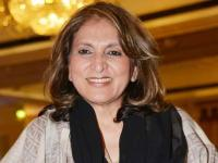 File photo of Fauzia Kasuri.
