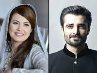 Reham Khan Threatens Hamza Ali Abbasi of Legal Action
