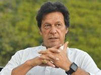 File photo of PTI Chief Imran Khan.