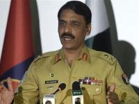 File photo of DG ISPR Major General Asif Ghafoor.