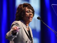 Maxine Waters, speaks at the 2018 Democrats State Convention in San Diego on Feb. 24, 2018. Denis Poroy / AP file