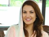 File photo of Reham Khan, ex wife of PTI Chief Imran Khan.