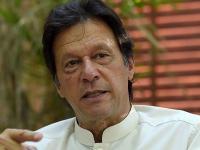 File photo of PTI Chief Imran Khan. (AFP Photo)