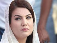 File photo of Reham Khan.
