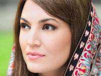 Reham Khan's picture on the cover of her newly published book on Amazon.