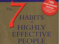 The Seven Habits of Highly Effective People: A Review