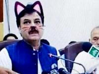 Shaukat Yousafzai: KP Minister of Information.